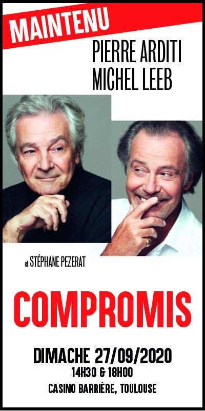 Compromis maintient date