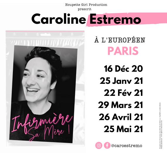 Caroline Estremo Paris