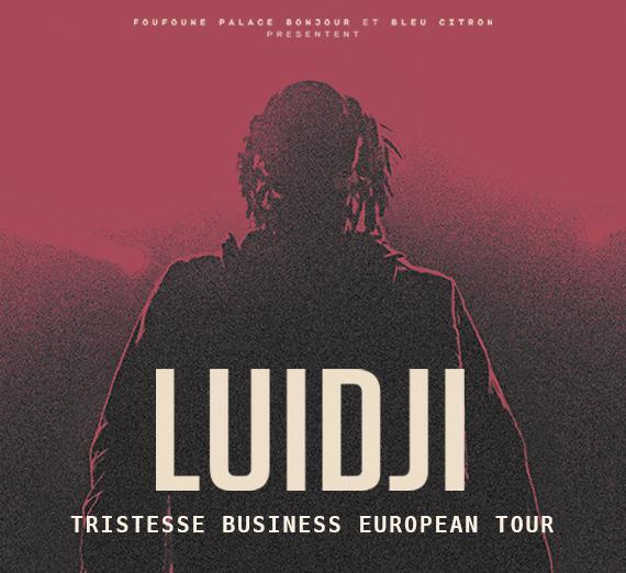 Luidji en tournée