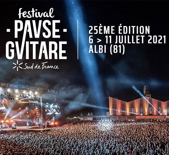 PAUSE GUITARE 2021