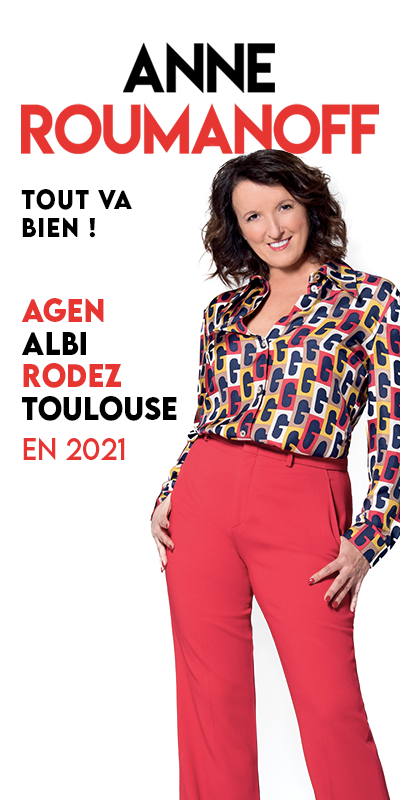 Anne Roumanoff 2021