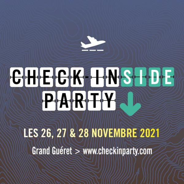 CHECK IN(SIDE) PARTY 2021