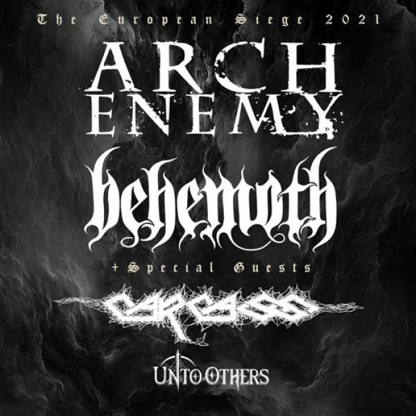 ARCH ENEMY + BEHEMOTH