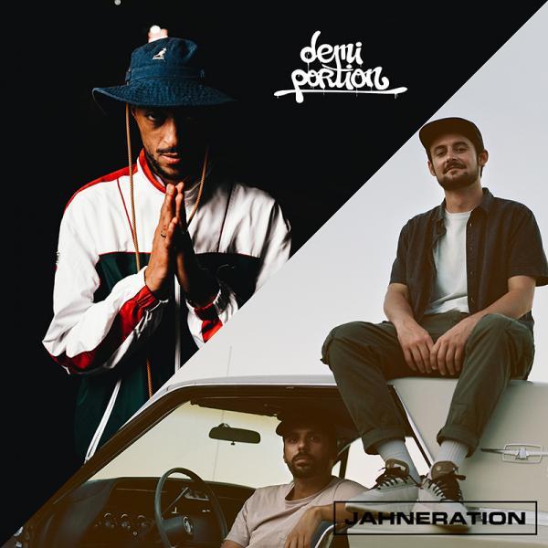 JAHNERATION +  DEMI PORTION