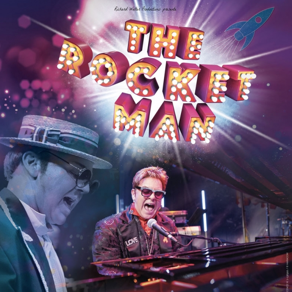 POP LEGENDS: THE ROCKET MAN, TRIBUTE TO ELTON JOHN
